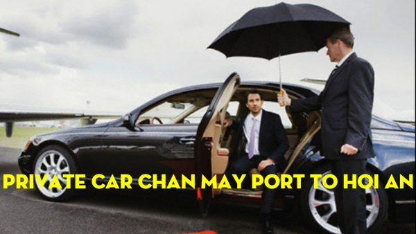 Chan May Port To Hoi An Private Car